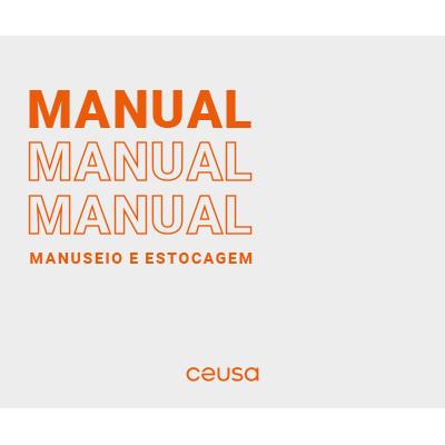 Manual manuseio e estocagem