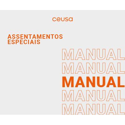 Manual assentamentos especiais